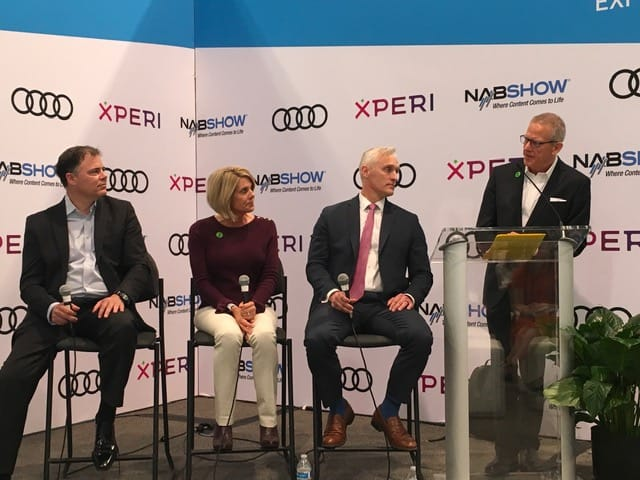 Connected Cars and Next Gen TV; 2019 NAB Show